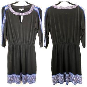 Stitch Fix41 Hawthorne Shaylee Cold Shoulder Dress